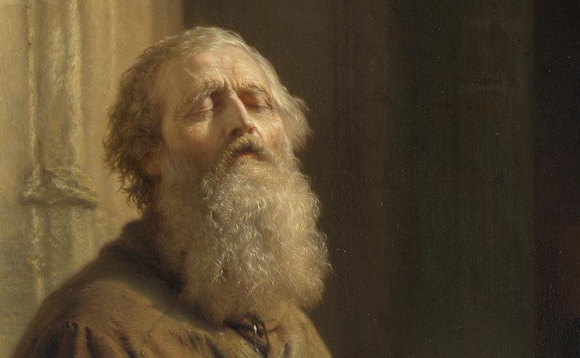 Josephus Laurentius Dyckmans The Blind Beggar