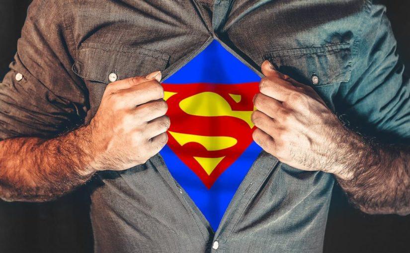 O Super-Homem Tímido e Você