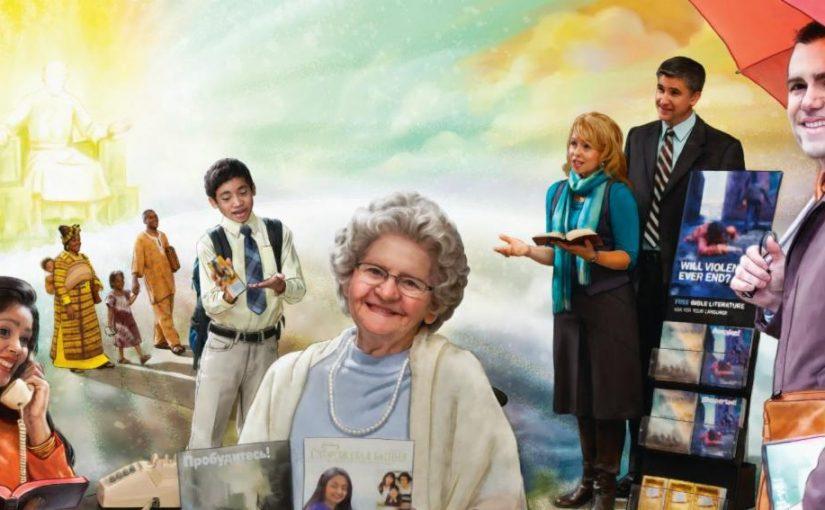 4 Perguntas que as Testemunhas de Jeová não podem responder