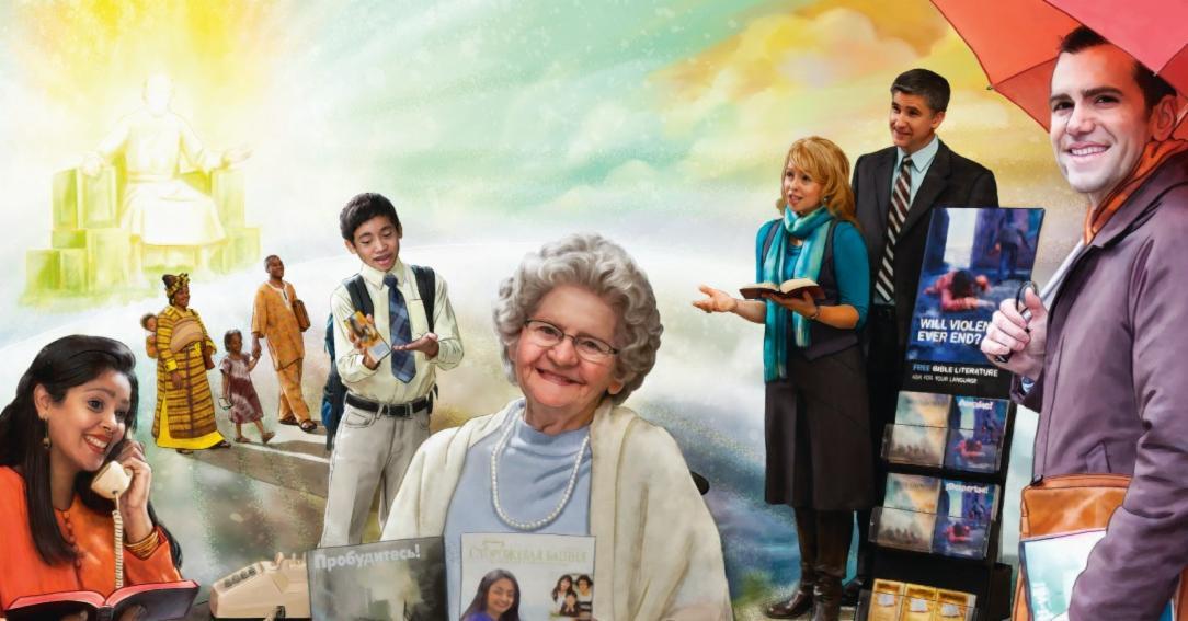 4 Perguntas que os Testemunhas de Jeová não podem responder